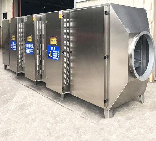 304不锈钢UV光氧催化废气处理